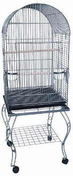 YML 24-Inch Dometop Parrot Cage