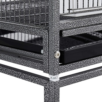 Yaheetech Stackable Breeding Cage