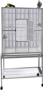 A&E Cage Co. Double Flight Cage