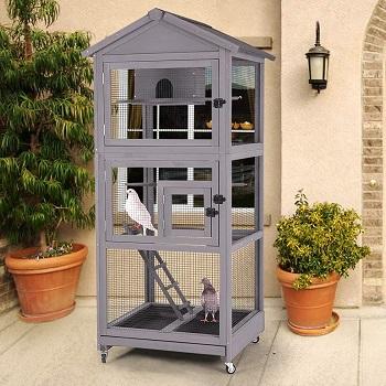 Aivituvin Outdoor Bird Aviary