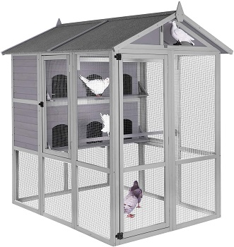 Aivituvin Pigeon Large Bird Cage