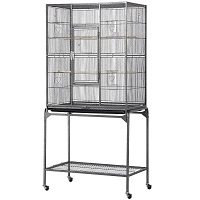 BEST BUDGIE LARGE CAGE WITH STAND SUmary