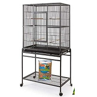 BEST CANARY LARGE BIRD CAGE WITH STAND Usmmary