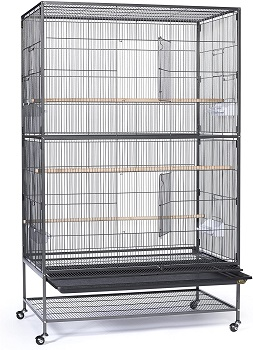 BEST COCKATIEL LARGE CAGE WITH STAND