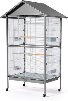 BEST INDOOR AVIARY FOR PIGEONS