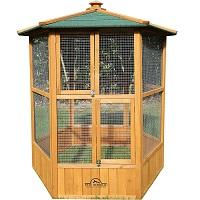 BEST INDOOR BIG WOODEN BIRD CAGE Summary