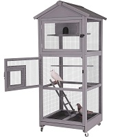 BEST LARGE INDOOR FINCH AVIARY Summary