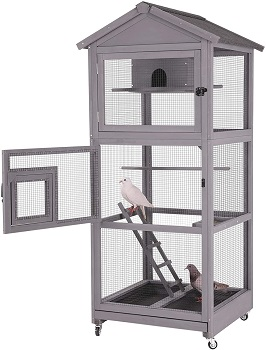 BEST LARGE INDOOR FINCH AVIARY