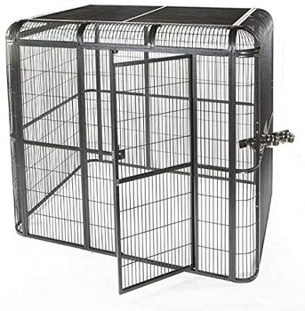 BEST METAL AVIARY FOR PIGEONS
