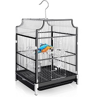 BEST METAL LARGE DECORATIVE BIRD CAGE SUmmary
