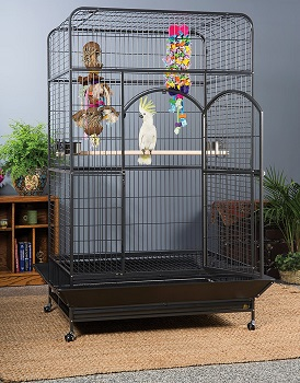 BEST OF BEST LARGE MACAW CAGE