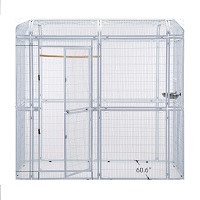 BEST OUTDOOR LARGE AVIARY