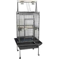 BEST ON WHEELS LARGE COCKATIEL CAGE Summary