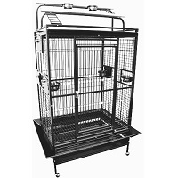 BEST ON WHEELS LARGE MACAW CAGE USmmary