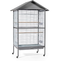 BEST ON WHEELS OUTDOOR PARROT CAGE Summary