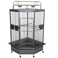 BEST PARROT LARGE CORNER CAGE Summary