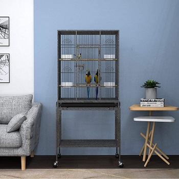 BEST SMALL CHEAP PARROT CAGE