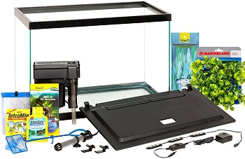 BEST TETRA 20-GALLON TANK WITH LID
