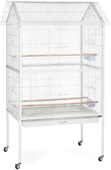 BEST WITH STAND COCKATIEL AVIARY