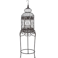 BEST WITH STAND LARGE DECORATIVE BIRD CAGE Summary