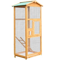 BEST WOODEN LARGE OUTDOOR AVIARY SUmmary