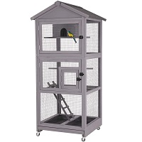 BEST WOODEN OUTDOOR PARROT CAGE Summary
