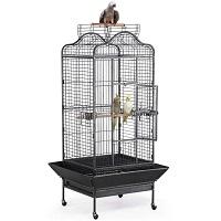 BEST WROUGHT IRON ANTIQUE METAL BIRD CAGE Summary