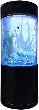 Penn-Plax Water World Luxury Aquarium