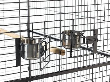 Prevue Pet Products Empire Bird Cage