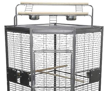 A&E Cage Co Corner Bird Cage
