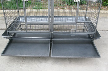 Aier Double Cage For Macaws