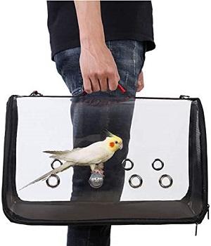 BEST COCKATIEL SMALL BIRD CARRI