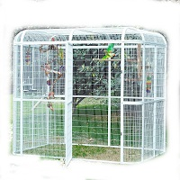 BEST ENCLOSURE FOR AFRICAN GREY Summary