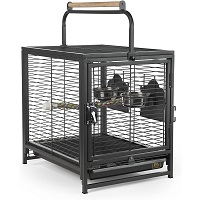 BEST FOR TRAVEL ZEBRA FINCH CAGE summary