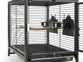 BEST FOR TRAVEL ZEBRA FINCH CAGE