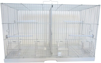 BEST HANGING CANARY BREEDING CAGE