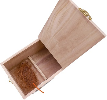 BEST LARGE COCKATIEL BREEDING BOX