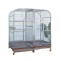 BEST LARGE DOUBLE PARROT CAGE Summary
