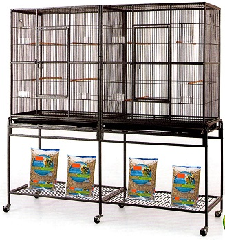 BEST LARGE FINCH BREEDING CAGE
