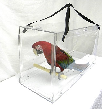 BEST MACAW TRAVEL CARRIER