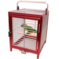 BEST METAL PARROT TRAVEL CAGE Summary