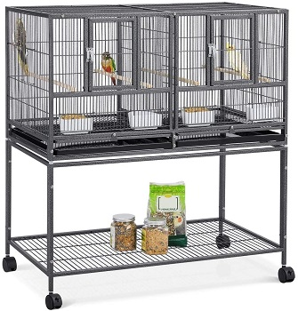 BEST OF BEST CANARY BREEDING CAGE