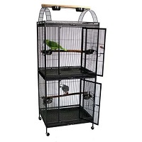 BEST OF BEST DOUBLE MACAW CAGE Summary