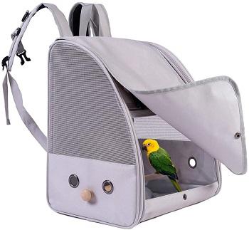BEST PARAKEET AIRLINE APPROVED BIRD CARRIER