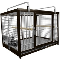 BEST PARROT SMALL TRAVEL CAGE Summary