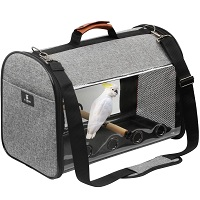 BEST SMALL COCKATIEL TRAVEL CAGE sUMMARY