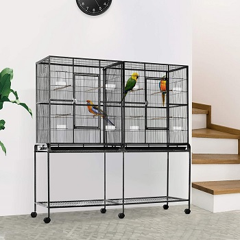 BEST-SMALL-DOUBLE-MACAW-CAGE
