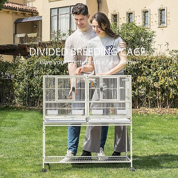 BEST SMALL FINCH BREEDING CAGE