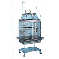 BEST SMALL PARROT CAGE WITH PLAYTOP Summary