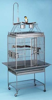 BEST SMALL PARROT CAGE WITH PLAYTOP